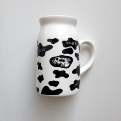 Kubek ceramiczny moo –...